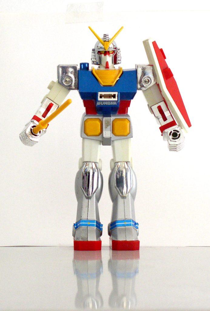 Gundam Diecast Clover 1979