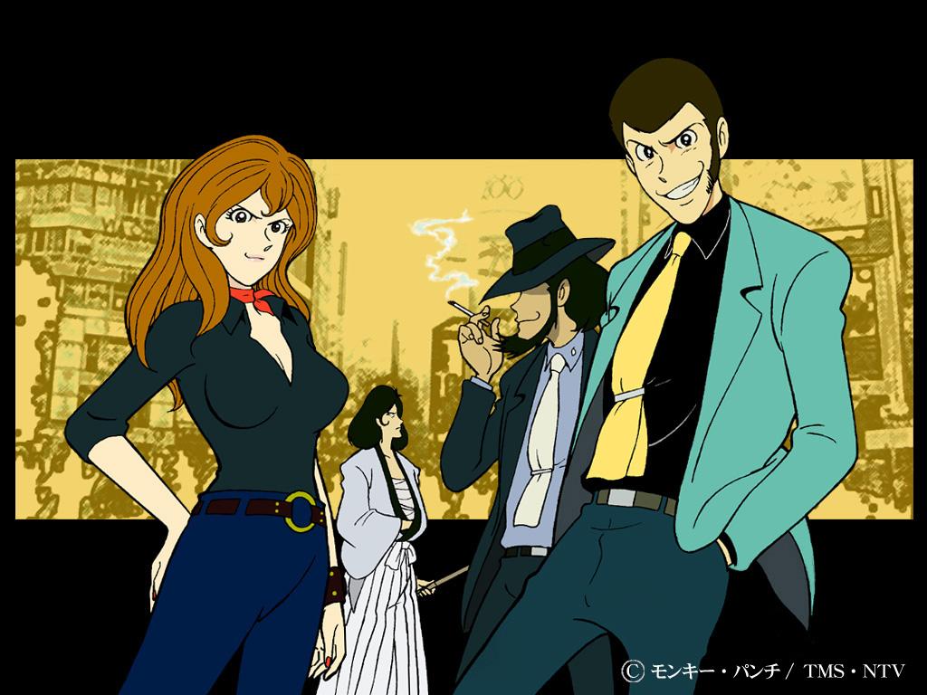 Lupin-III