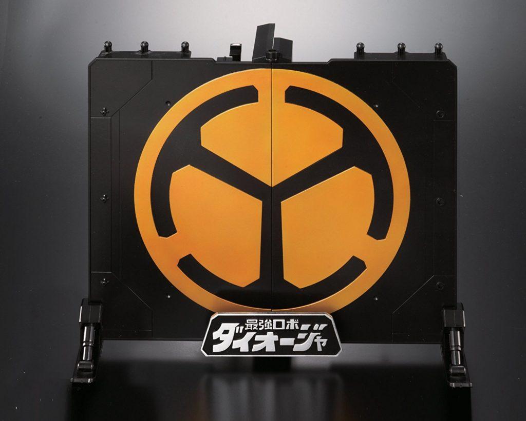Schermo con lo stemma Tokugawa
